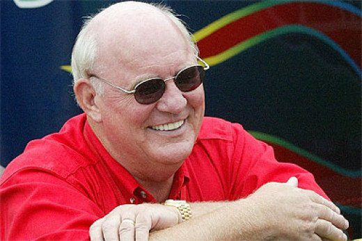 Benny Parsons, who passed away in 2007, is still the standard for modern NASCAR color commentators