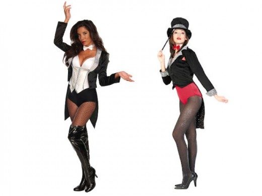 Women Magician / Magician Assistant for Zatanna Halloween Costumes.