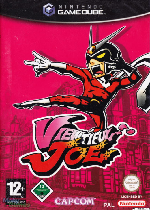 Viewtiful Joe on the Nintendo GameCube