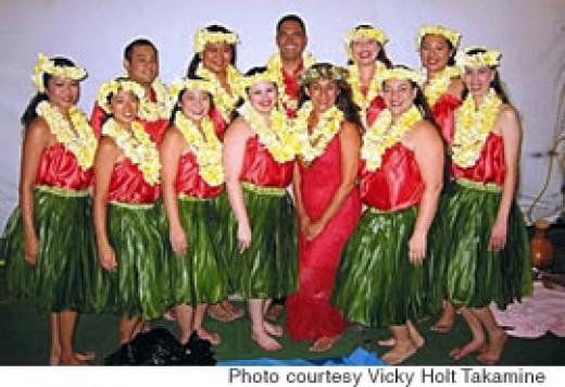 A ho'oopa dance group:)
