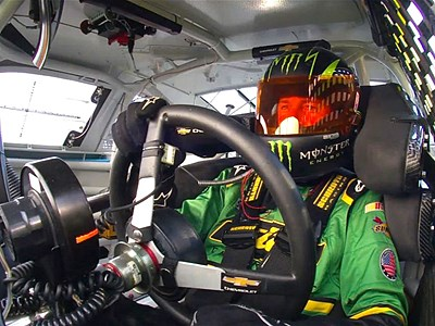Earlier this year, Kurt Busch ran in a Days of Thunder-themed City Chevrolet