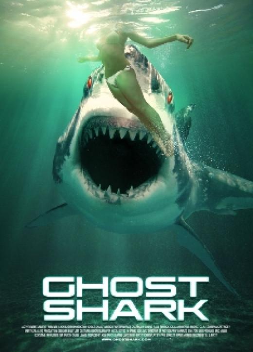 Ghost Shark poster