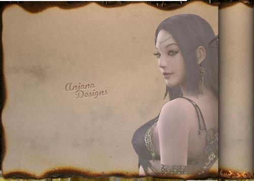 Beauty on a Scroll