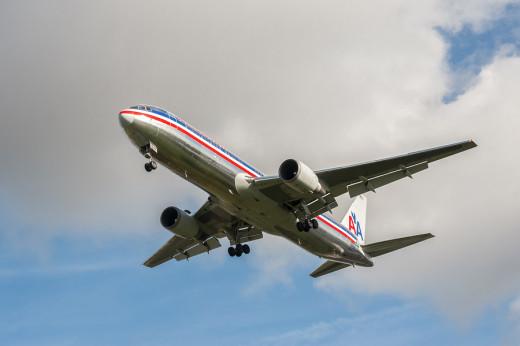 American Airlines Boeing 767