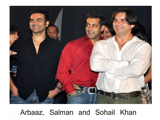 Brothers of Salman