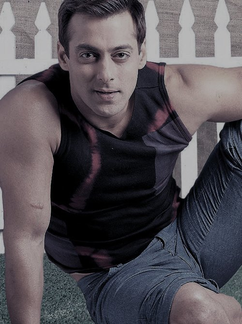 Sallu is the most controversial Bollywood star ever.