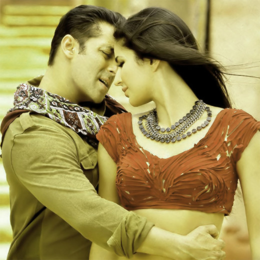 Salman is great in romantic scenes