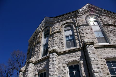 Queen's Theological Hall, Kingston