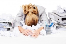 Stress consumes people from the outside in and is clear to everyone around. It lowers metabolism and life span.