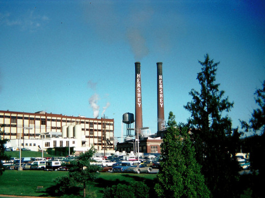 The Hershey Chocolate Factory