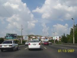 Typical street scene Guadalajara