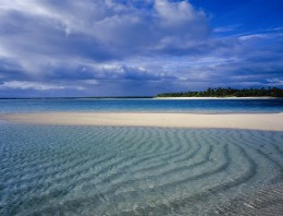 Ha'apai Tonga - near where my husband was raised.