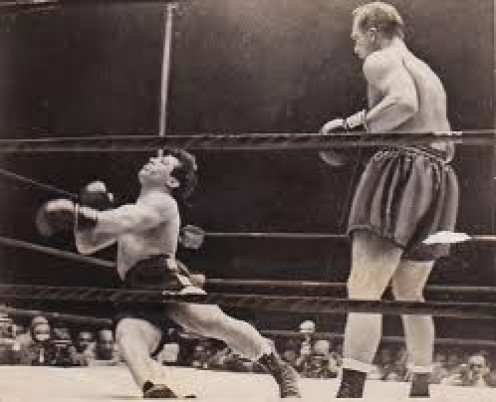 Rocky Graziano and Tony Zale engaged in three middleweight wars and all three were named Fight of the Year.