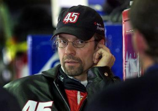 Kyle Petty might be out of touch, but he's been in the garage in the last 10 years
