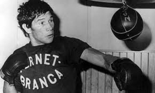 Carlos Monzon defended the middleweight title 14 times and retired as champion.