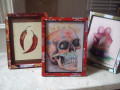 Decoupage picture frame ideas