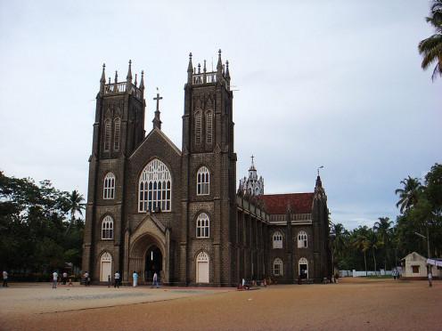 Arthunkal St. Andrews Church, Kerala