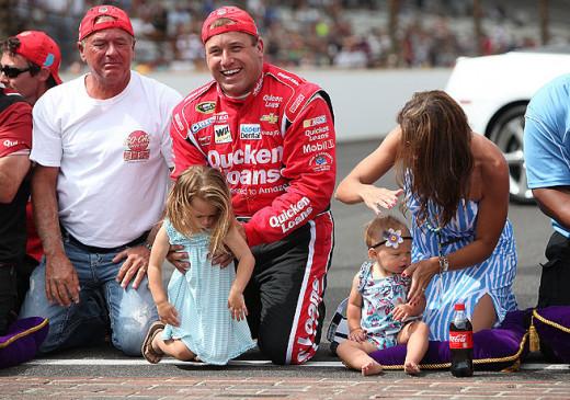 Ryan Newman is a winning driver with a marketable personality that could find success with Furniture Row
