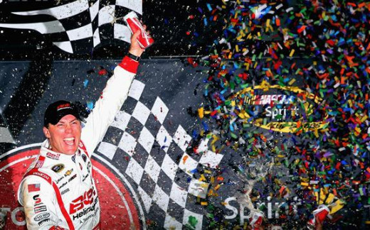 Harvick has won multiple races per year and is a true championship contender