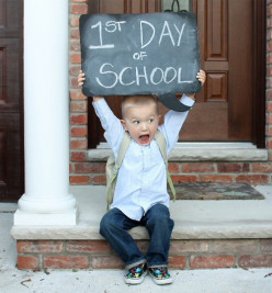 Going back to school?  Here are some ways to get your kids ready for another successful year!