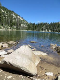 Hiking the Uintas: Lofty Lake Loop