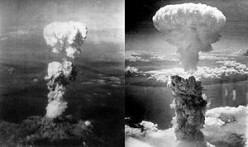 Today is 68th anniversary of dropping of atom bomb. Was the second bomb justified?