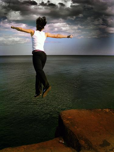 Diving from Krystle Mullin  flickr.com