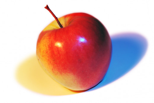 Apples are a convenient and tasty snack!