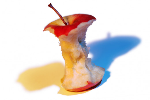Apples can be sliced or eaten as-is.Keep a few in your refrigerator that are washed and ready to eat.