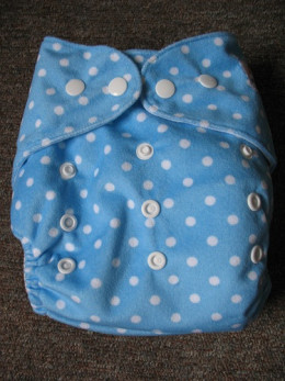 Alva Baby Pocket Diaper.