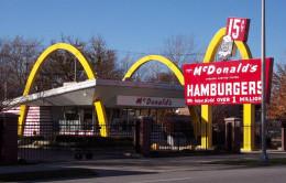 The First McDonald's Restaurant.