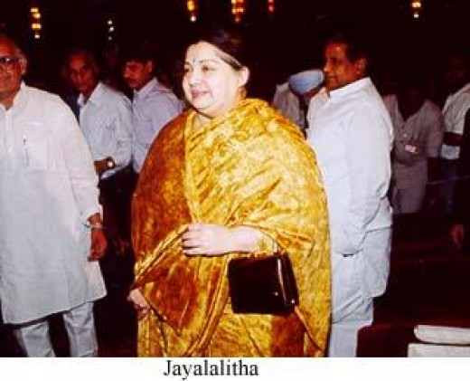 The Iron Lady and 'Amma'