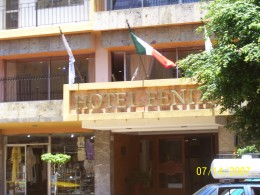 Hotel Fenix, upscale and located right near all the best shopping in Guadalajara!