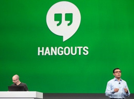 The New Google Hangouts
