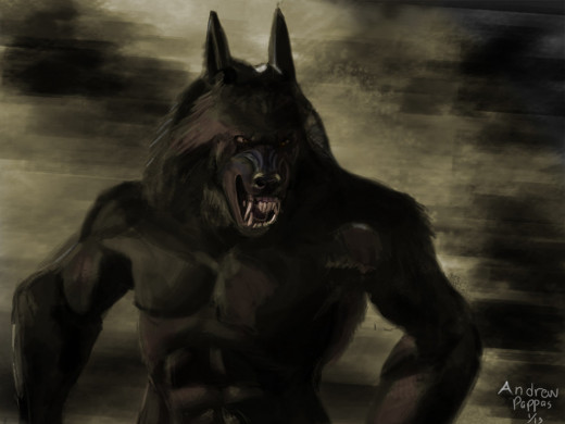 Real Werewolf Sightings | HubPages