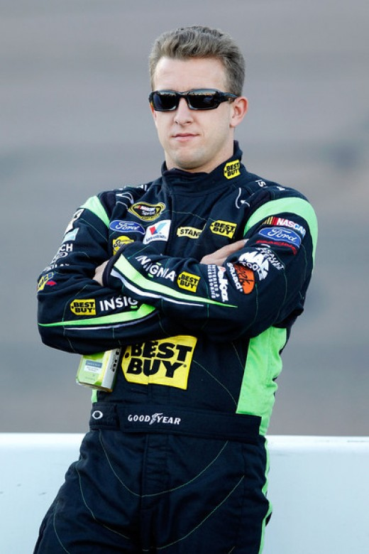 A.J. Allmendinger has run for a number of teams in the last 12 months