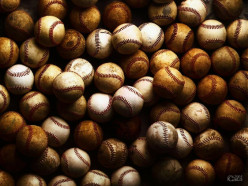 How many baseballs are pictured here?