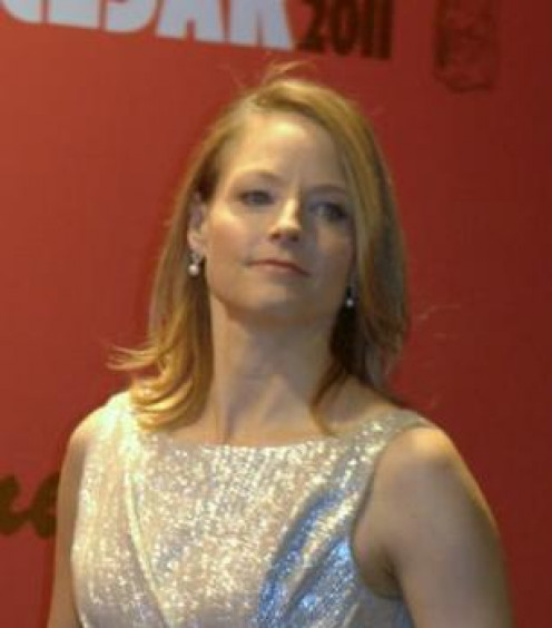 Jodie Foster - She said the Bible was full of myths from what I have read.