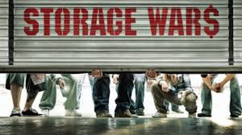Storage Wars is a television show based on storage auctions. It shows participants who have made it to the top.