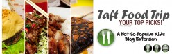 TAFT AVENUE Food Trip - Top Picks for Restaurants and Places