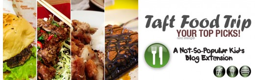 Food Trip Extension! Your voice, your top picks!