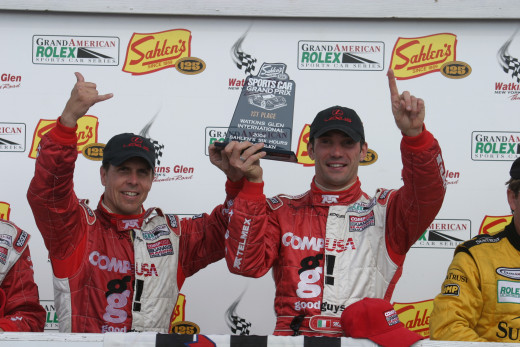 Papis won the 2004 series championship in the Grand Am/Rolex series and is also a previous winner at the NY track