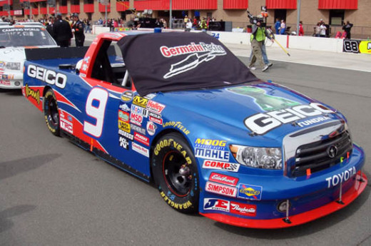 "The driver known as ""Mad Max"" had his last full-time ride in 2011 in the Truck series"