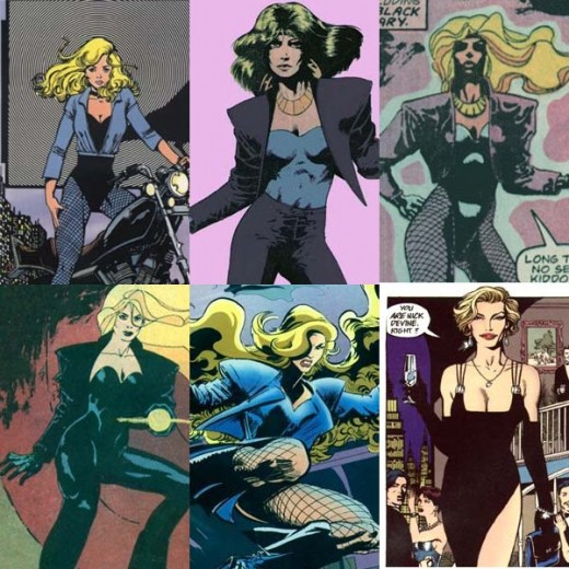 Black Canary Costumes