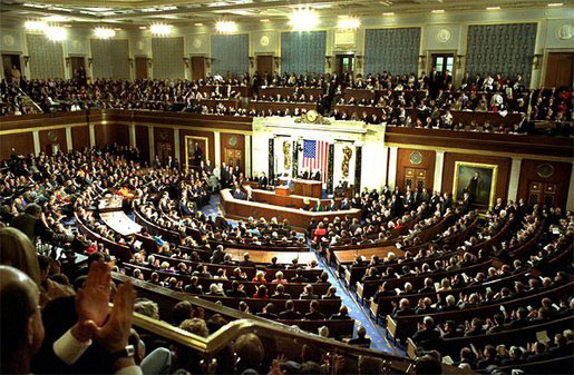 It takes a lot of people to accomplish so little. State of the Union