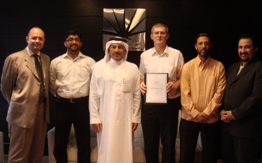 Successful ISO 9001 Audit