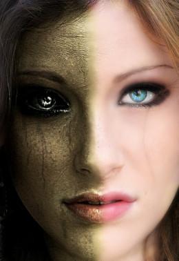 Good vs. Evil from jamie haugland  flickr.com
