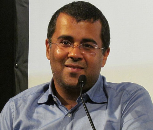 Chetan Bhagat, Indian Writer