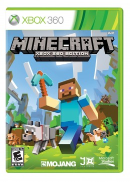 Minecraft XBOX 360 Edition - Review