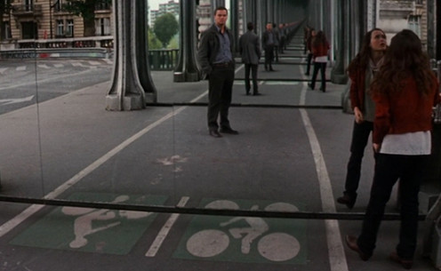 "Scene from the movie ""Inception"""